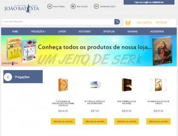 Filhos de João Batista - Loja Virtual